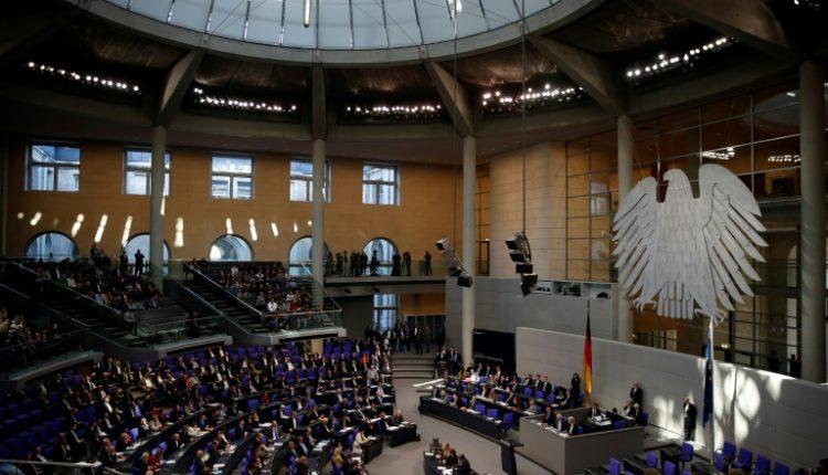 Kohleausstiegsgesetz Bundestag