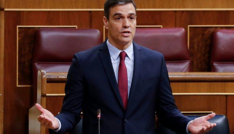 Spanien Ausnahmezustand